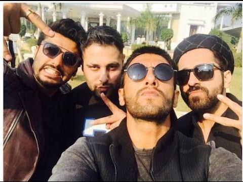 Ranveer, Arjun, Ayushmann & Badshah Click The Perfect 'Boy Band' Selfie! Mp3