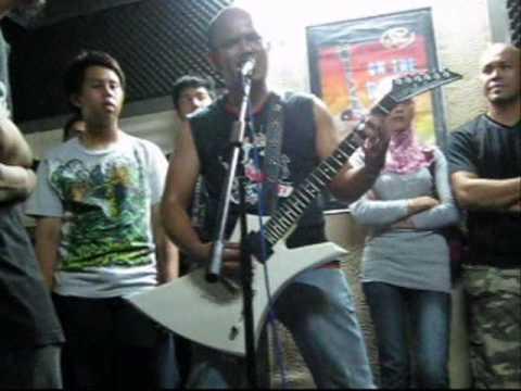 UNICORN @ Metal Jam Session, Grido Studio, MALAYSIA