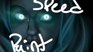 Ghost Re-Draw [Speedpaint]