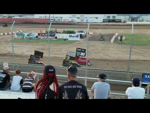 Jett #55 Delta Speedway 7-28-18 Heat 2