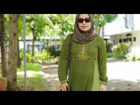Baju Abaya Hikmat Terbaru Youtube