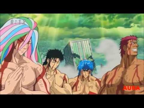 Toriko AMV - Four Heavenly Kings vs Four Beast [ Huge Apptite ]