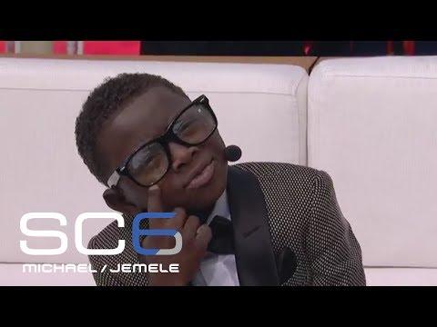 Jarrius 'JJ' Robertson Clowns Michael And Jemele | SC6 | July 12, 2017