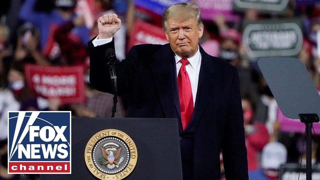 Trump delivers remarks at 'Make America Great Again' rally in Pennsylvania
