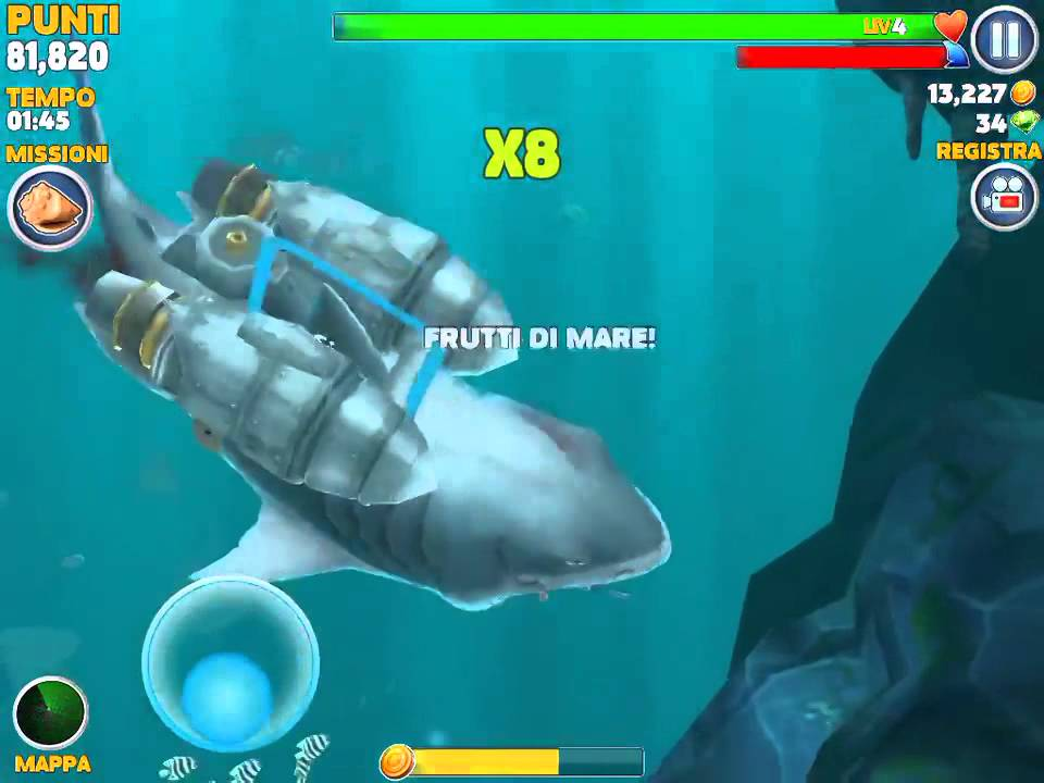 Image currently unavailable. Go to www.generator.helphack.com and choose Hungry Shark Evolution image, you will be redirect to Hungry Shark Evolution Generator site.