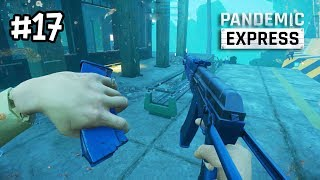 Pandemic Express Zombie Escape[Thai] #17 ยุงระเบิดร่ายล้อม
