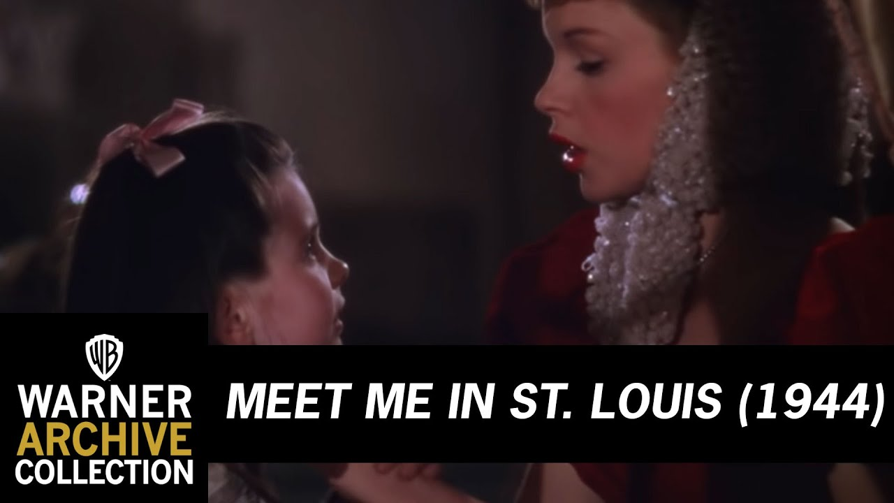meet me in st louis 1944 � judy garland � have yourself