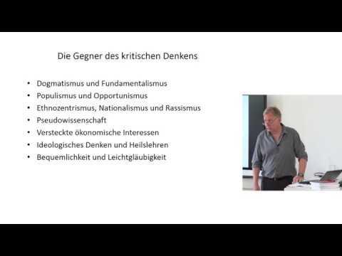 """Otto Kruse """"Kritisches Denken In Der Lehre Vermitteln"""