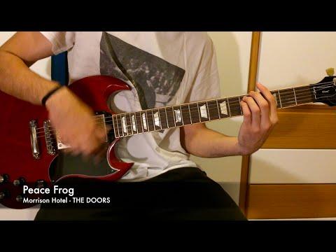 Peace Frog - Guitar Tutorial