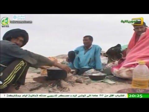 بوادي تيرس : جمال الطبيعة وبساطة الحياة - ملف نشرة الموريتانية 21/02/2016