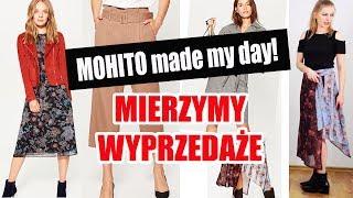 MIERZYMY WYPRZEDAŻE: MOHITO MADE MY DAY!