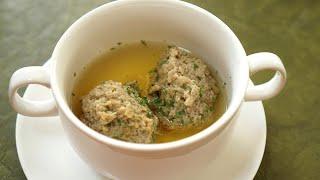 レバー肉団子のスープ|Haggar's Bakeryさんのレシピ書き起こし