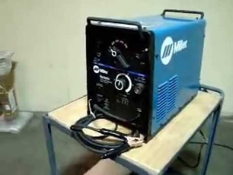 Miller 230V Econotig Welder