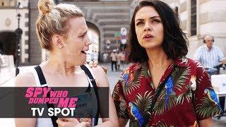 "The Spy Who Dumped Me (2018) Official TV Spot ""Comedy Dream Team"" - Mila Kunis, Kate McKinnon"