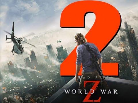 Guerra Mundial Z 2 Trailer Hd Youtube