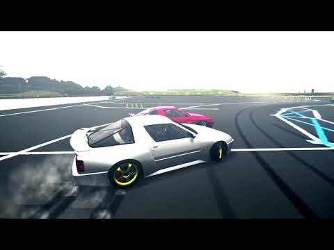 LFS - Twin drift with SERGEN G27 @720