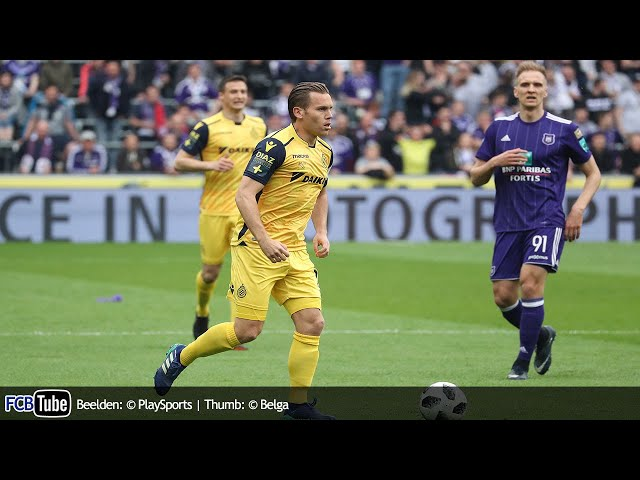 2017-2018 - Jupiler Pro League - PlayOff 1 - 03. RSC Anderlecht - Club Brugge 1-0