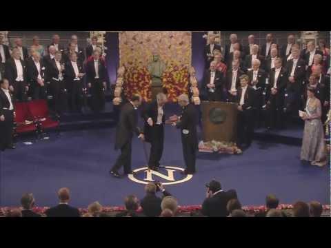 2012 Nobel Prize Award Ceremony