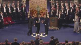 2012 Nobel Prize Award Ceremony