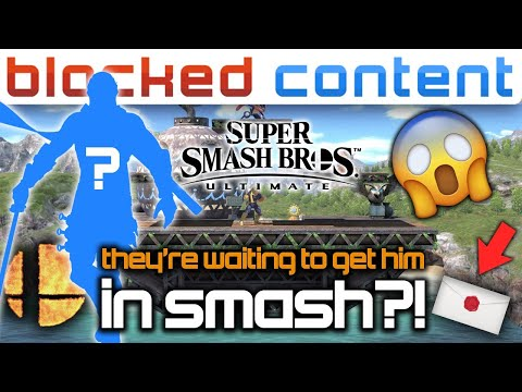 LAST CHANCE For This FIGHTER To Get INTO Smash Bros. Ultimate!  