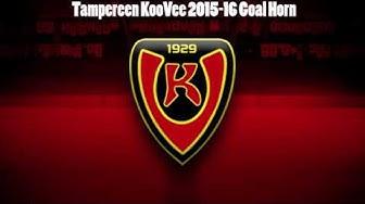 Tampereen KooVee 2015-16 Goal Horn