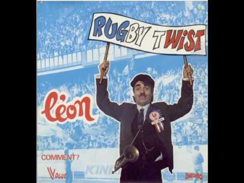 Léon - Ticky Holgado  * Rugby Twist  *  1979
