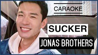 Jonas Brothers - Sucker (Cover by Travys Kim) [Caraoke LIVE #01]