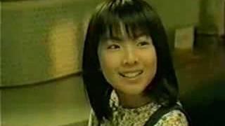 福田麻由子2005年3月麵食廣告.