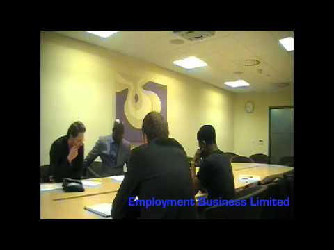 Employment Business Limited   Role Playing
