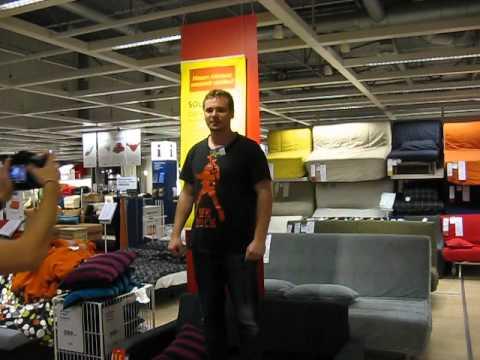 За кулисами IKEA Novosibirsk presents