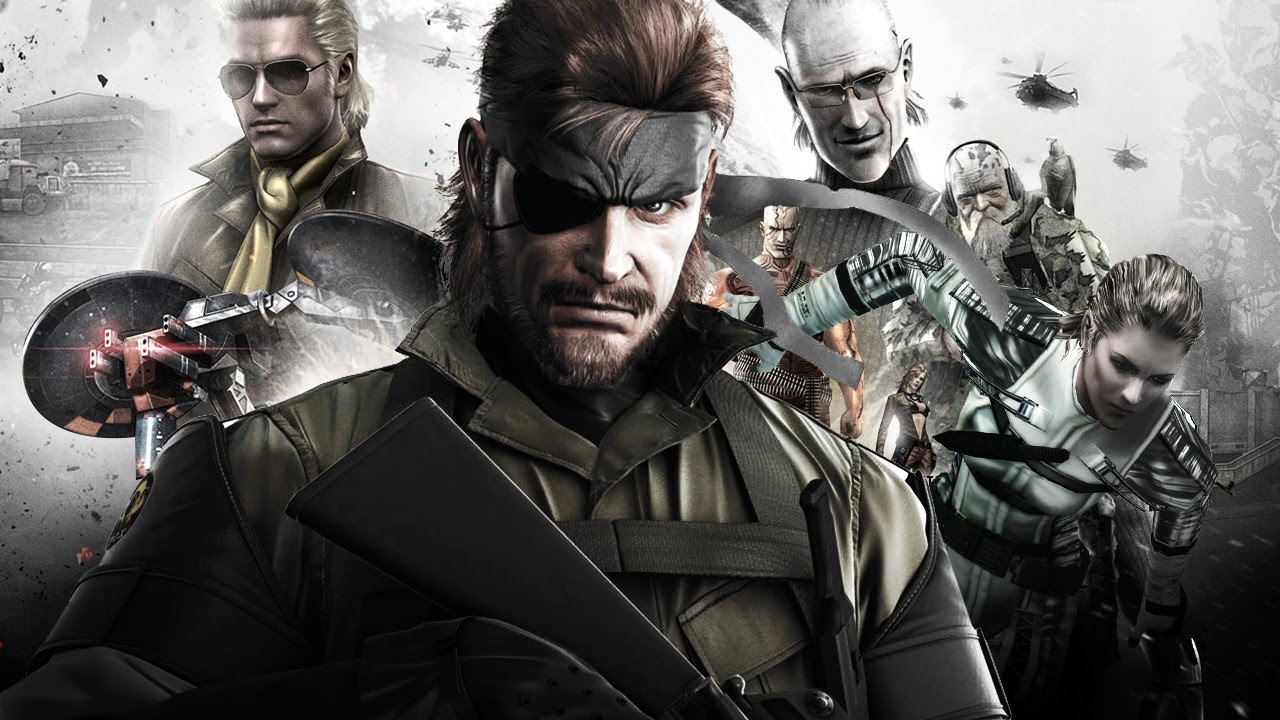 Metal Gear Solid In 5 Minutes Big Boss Edition