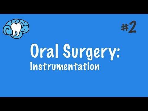 Oral Surgery | Instrumentation For Extraction | NBDE Part II