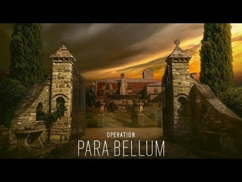 🔴 NUEVA OPERACIÓN PARA BELLUM, INFO! / RAINBOW SIX SIEGE / BYABEEL