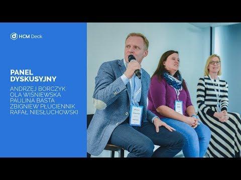 Panel Dyskusyjny HR 2018 | Borczyk, Wiśniewska, Basta, Płuciennik, Niesłuchowski