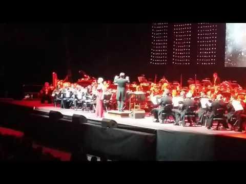 Česká Filharmonie - Best of Broadway - Marin Mazzie - Don´t Cry for Me Argentina
