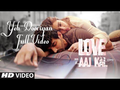yeh-dooriyan-full-video-(lyrics)- -love-aaj-kal-2020- - -kartik-aaryan-l-sara-ali-khan- -imtiaz-ali