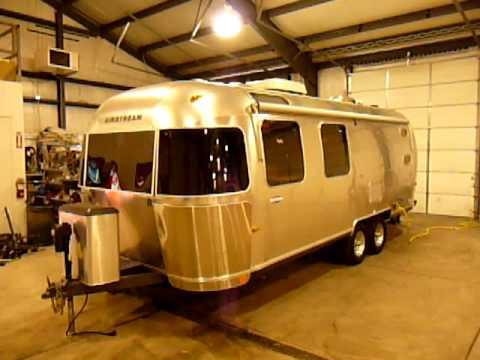 Airstream Basecamp For Sale >> Used 2006 Airstream International 25ss for sale - YouTube