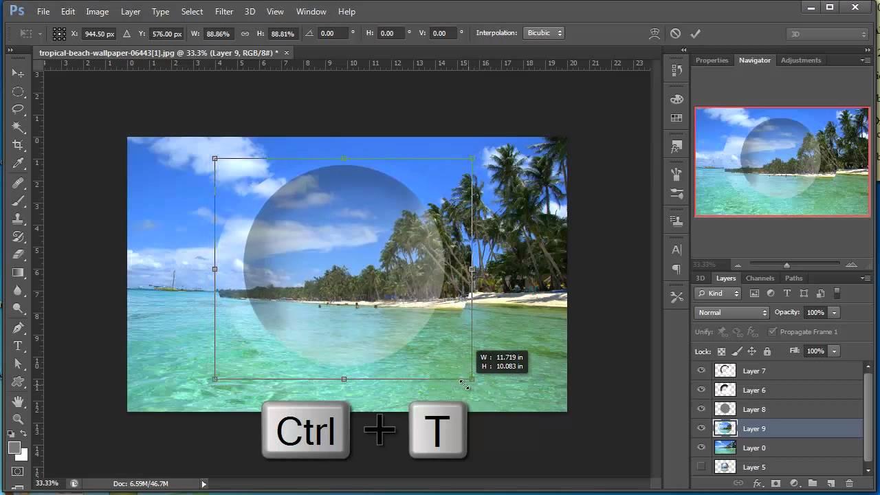 Photoshop Map Tutorial Photoshop Hindi Tutorials