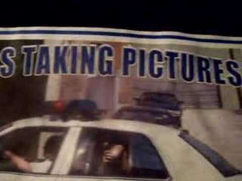 Feds Takin Pictures