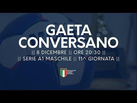Serie A1M [11^]: Gaeta - Conversano 26-32