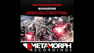 NG Rezonance - Sinners (Rodi Style Remix) [Metamorph Recordings]