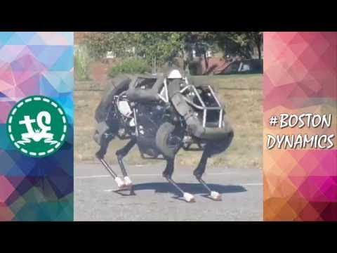 [ULTIMATE] Boston Dynamics Robot Dancing to Music Vine Compilation (2016) ||  #BostonDynamics