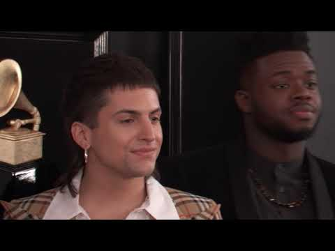 Pentatonix on the Red Carpet | 2019 GRAMMYs