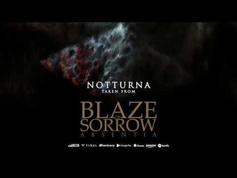 BLAZE OF SORROW - Notturna (NEW SONG 2020)