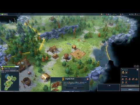 Northgard Viking Strategy Game |
