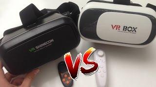 Que Gafas VR Realidad Virtual Elegir 2016 para Android/IOS