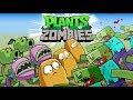Minecraft | Plants vs Zombies Defense - ZOMBIE ARMY ATTACKS! (PVZ Challenge)
