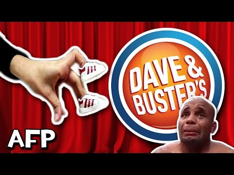 Another Fantastic Podcast - Dave & Busters, Handman & Cormier Crying