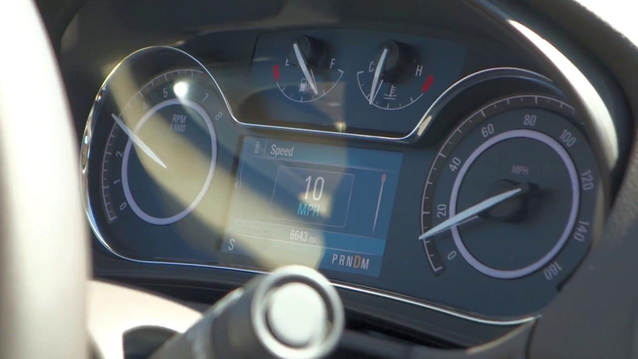 2016 buick regal turbo 0-60