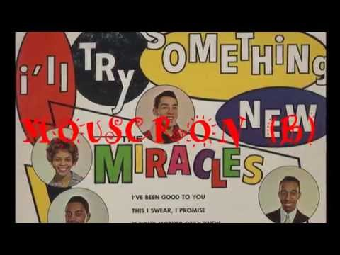 THE MIRACLES - I'LL TRY SOMETHING NEW - LP I'LL TRY SOMETHING NEW - TAMLA 230 mp3